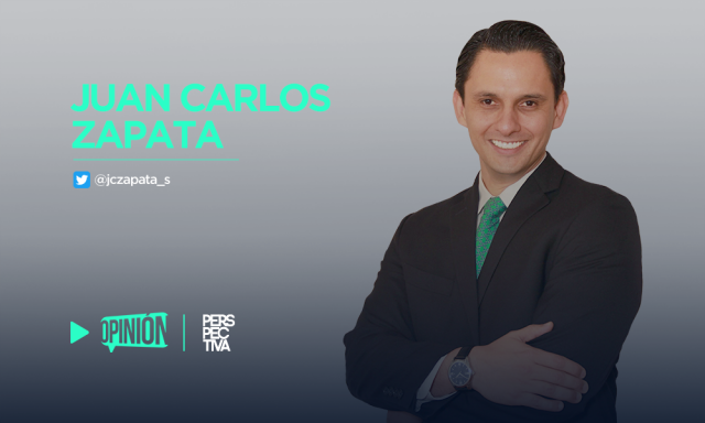 columna de opinión de Juan Carlos Zapata
