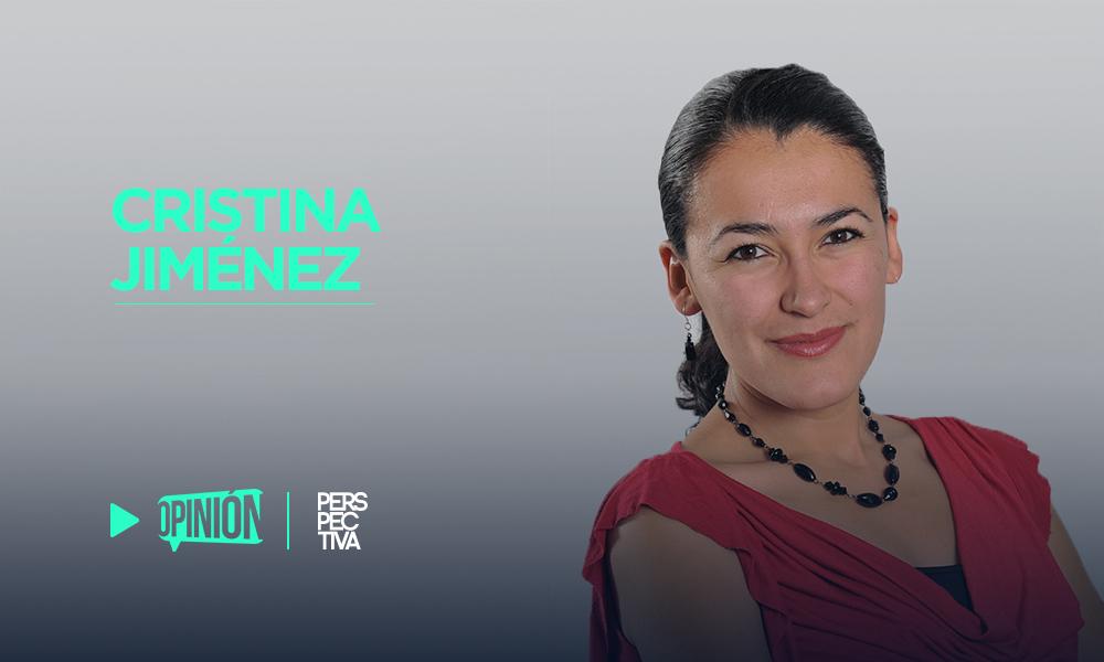 columna de opinión de Cristina Jiménez