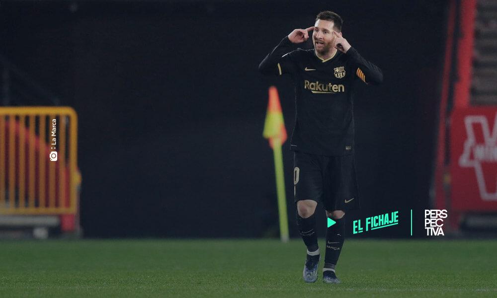 Barcelona triunfa pese a marcador desfavorable