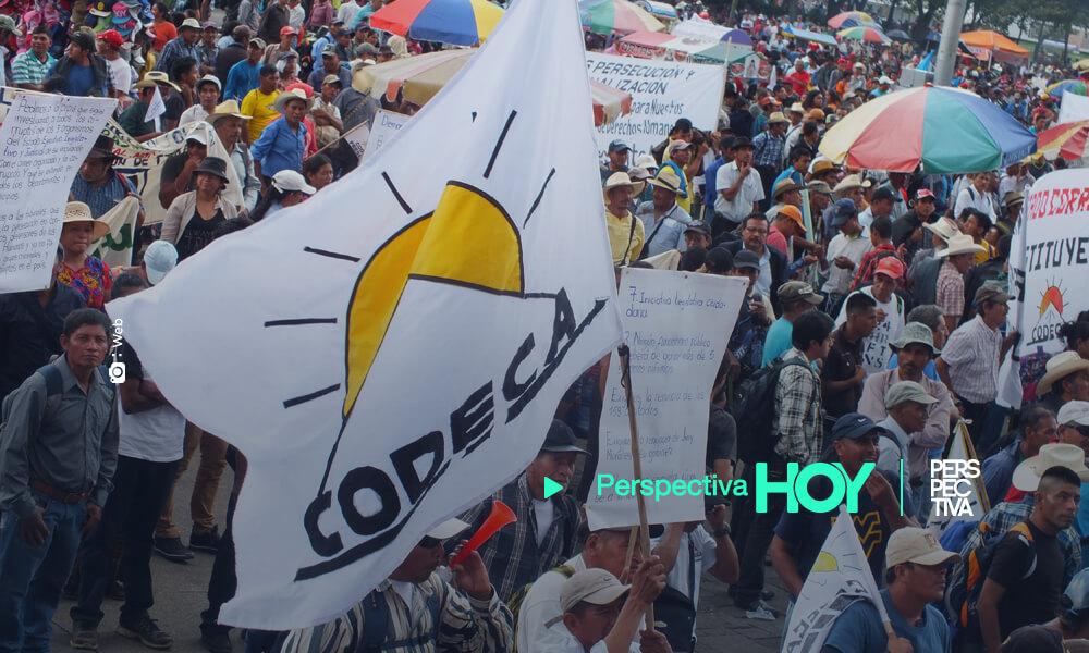 CODECA anunció manifestación en contra de celebración de Bicentenario