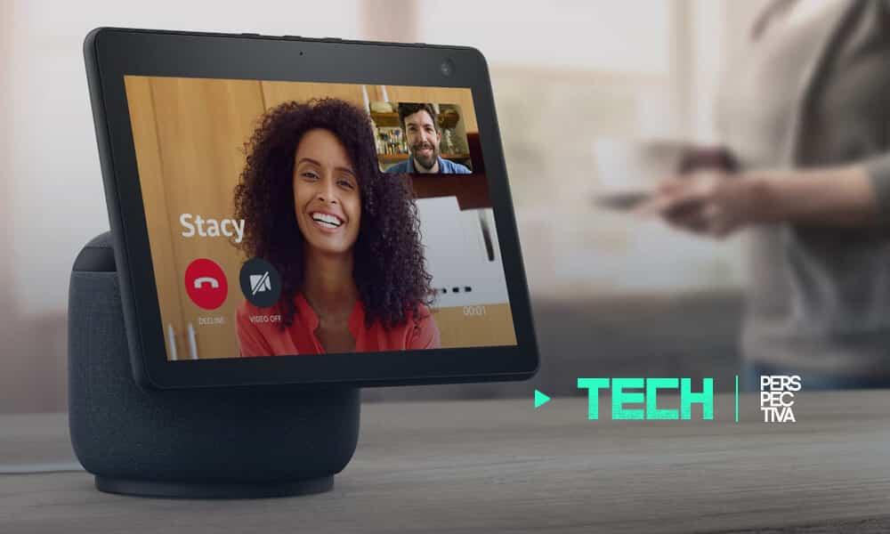 Echo Show 10: un moderno asistente móvil para el hogar