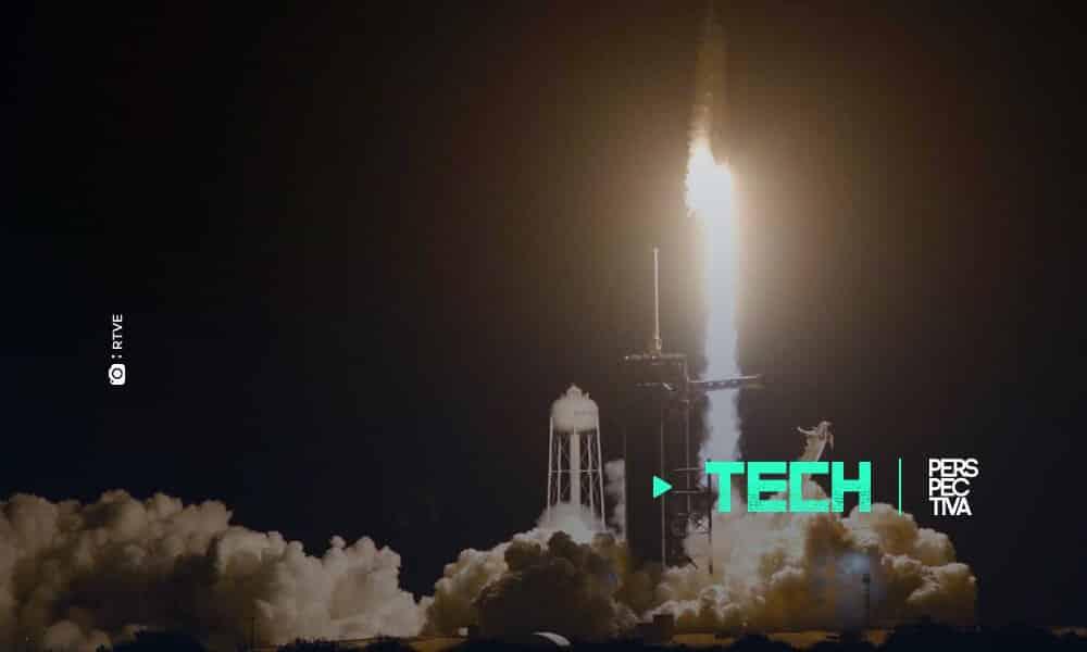 Nasa y SpaceX: todo un éxito el despegue de la misión tripulada
