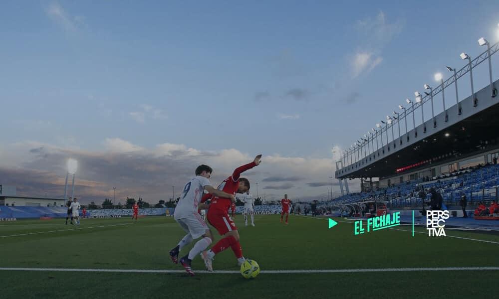 Empate Real Madrid y Sevilla deja molesto a Zidane