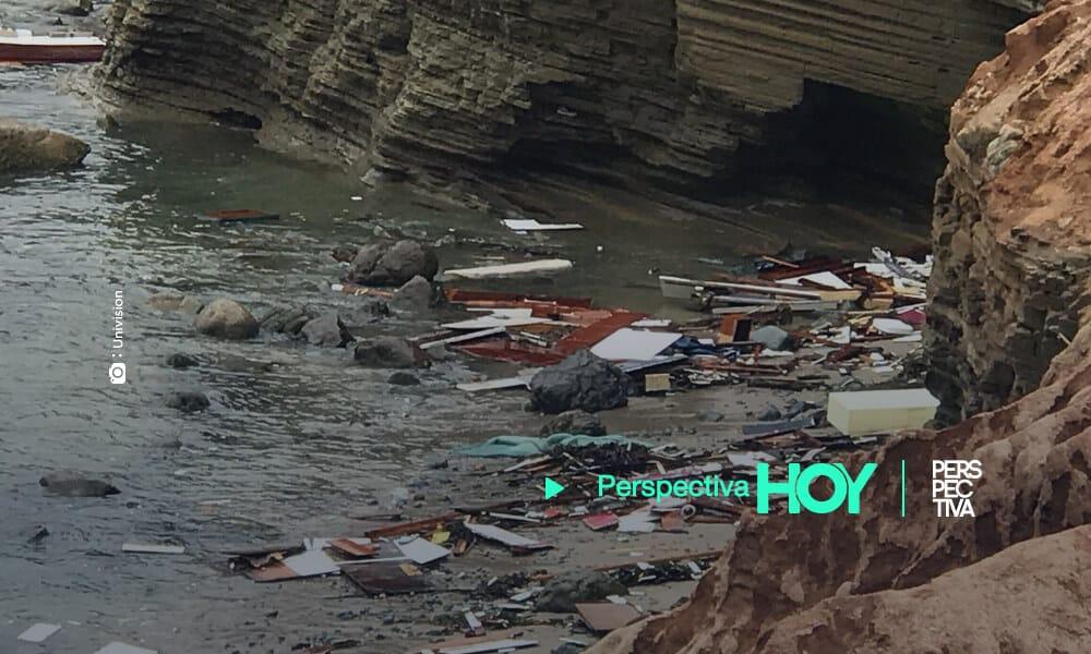 naufragio deja 28 heridos y 3 muertos en California