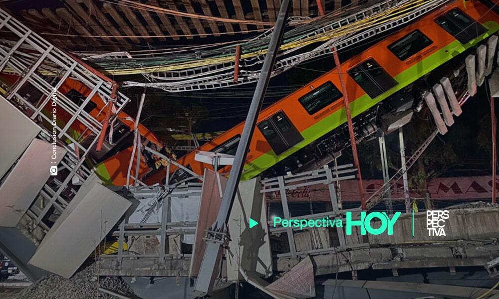 Tragedia en México: se derrumba tren del metro deja decenas de heridos y 23 fallecidos
