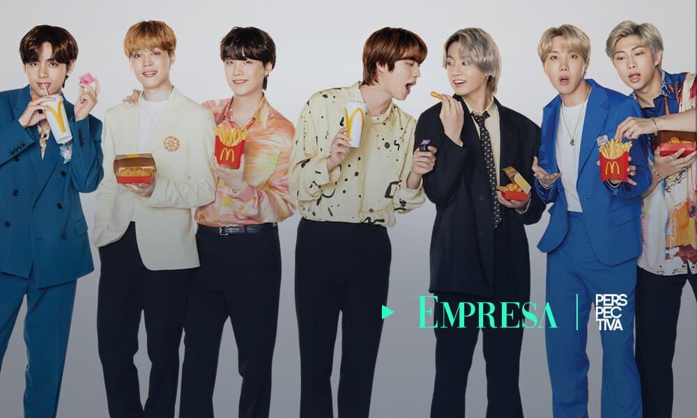 BTS de McDonald's