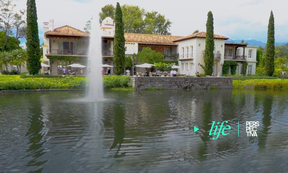 Nuevo hotel, Villa Bokeh en La Antigua Guatemala