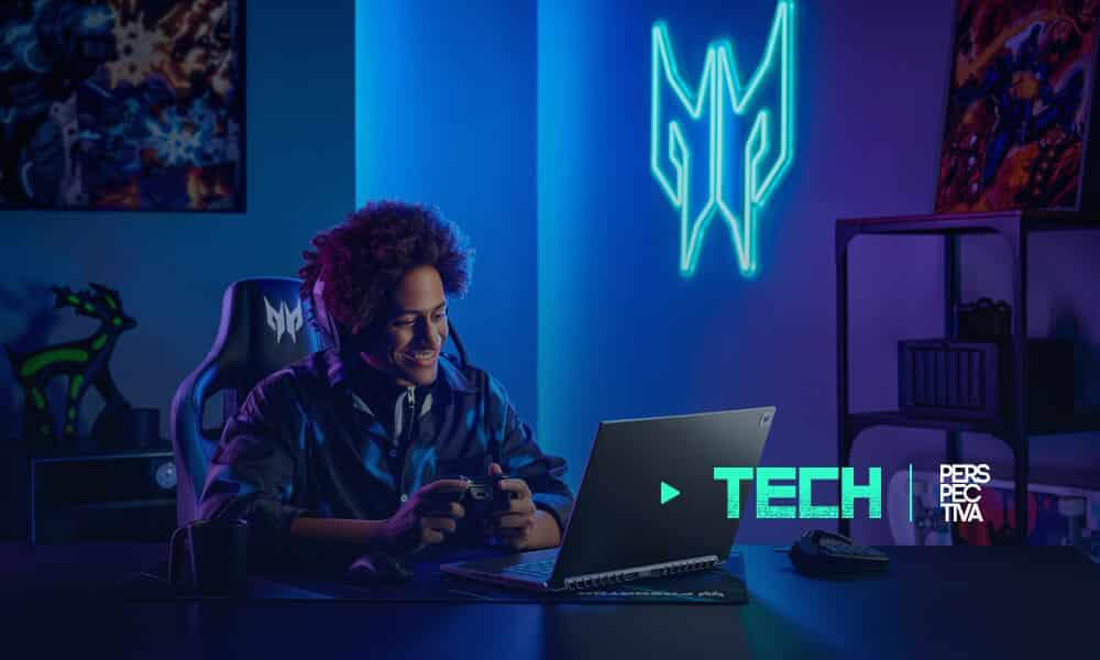 Acer presenta sus nuevas notebooks gaming Predator Triton y Helios