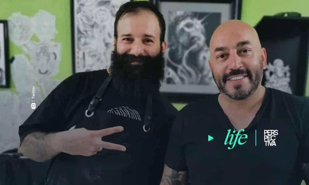 Lupillo Rivera se borra tatuaje