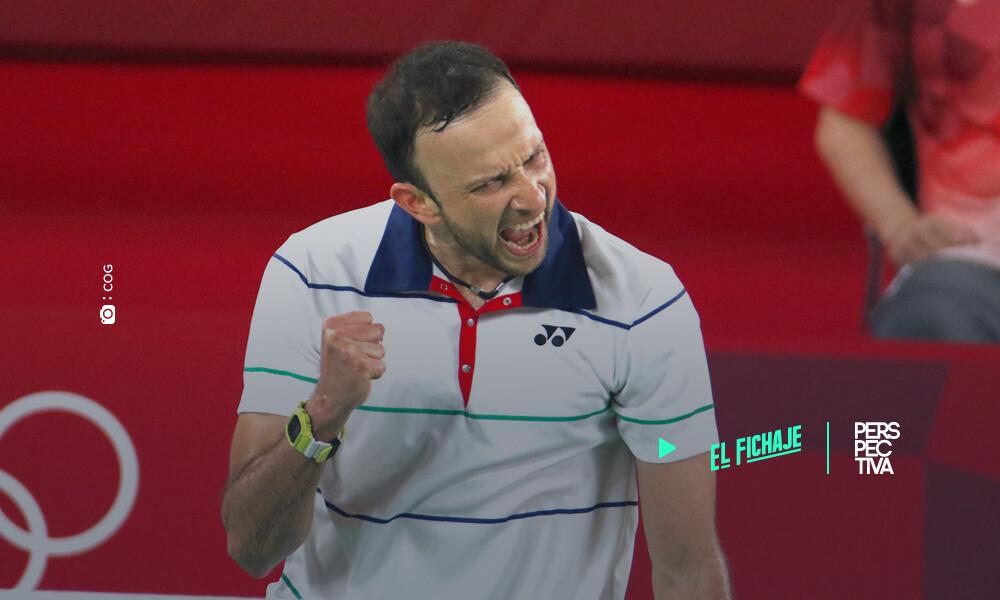 Kevin Cordón obtiene su primer victoria en Tokyo 2020