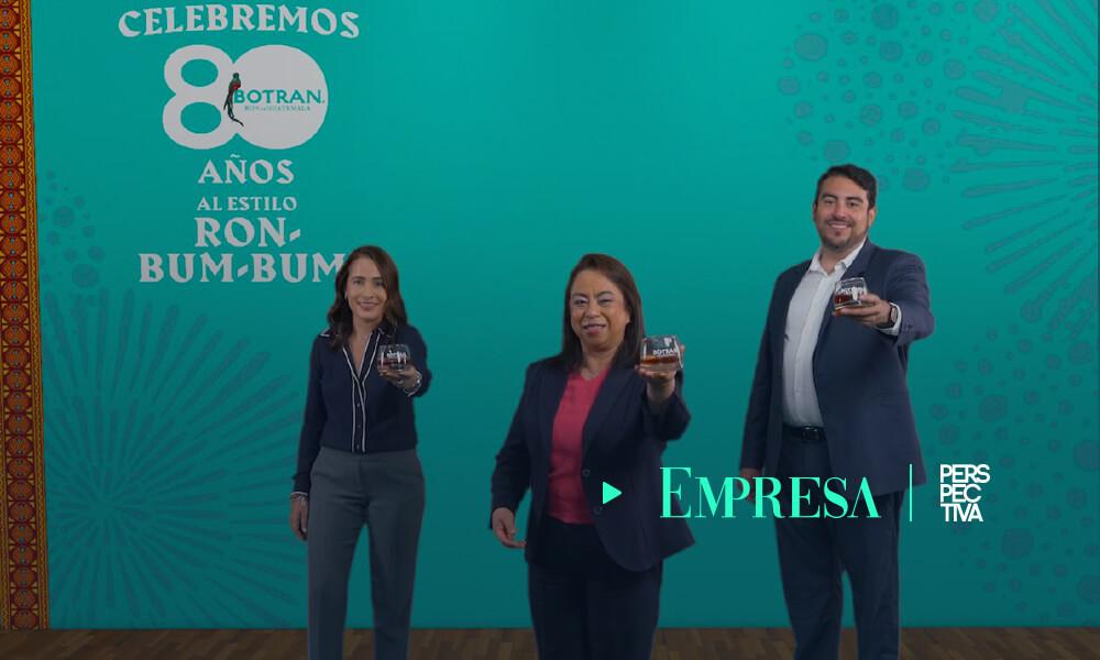 "Licores de Guatemala lanza ""Botran Edición Aniversario"""