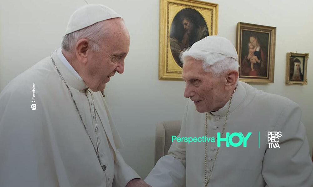 Benedicto XVI critica