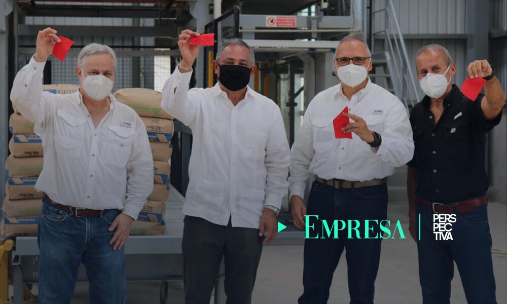 Cementos Progreso inaugura planta de cemento en Belice