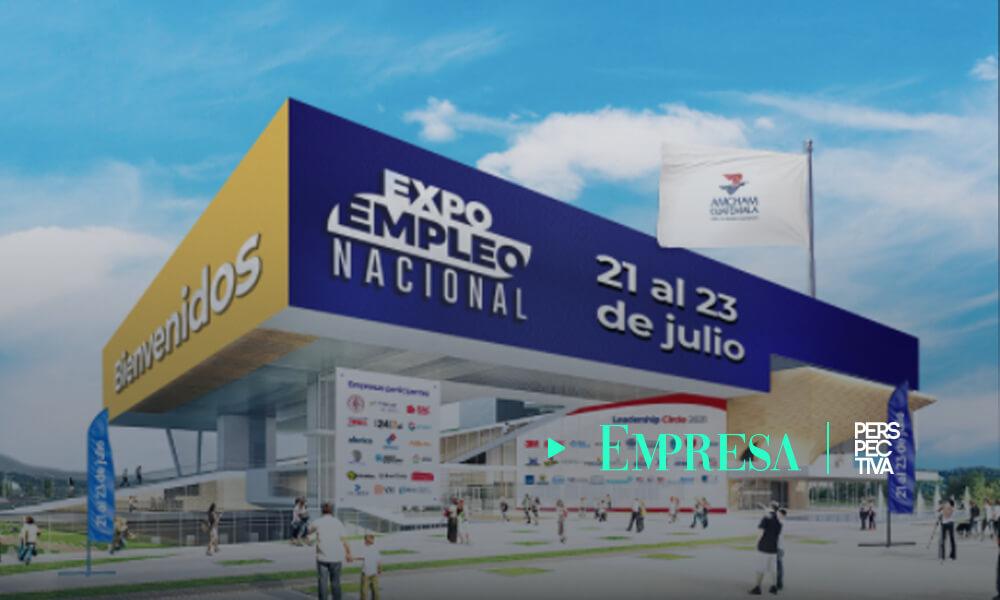 AmCham presenta la Expo Empleo Nacional