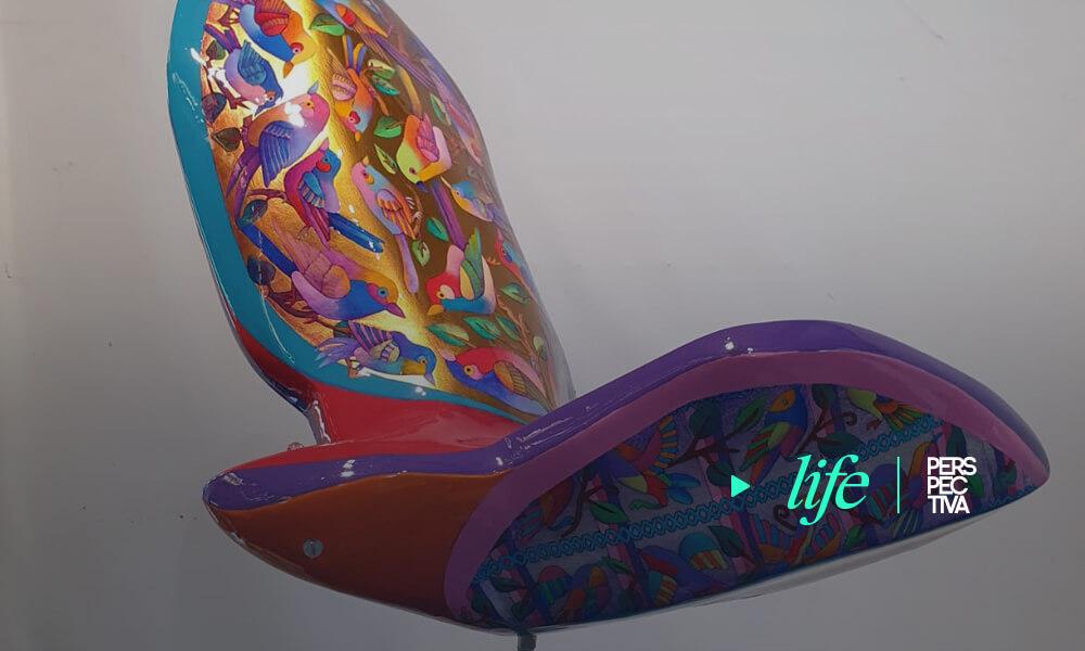 """Fundación Margarita Tejada inaugura exposición de arte """"Volar, Volar... y Volar"""""""