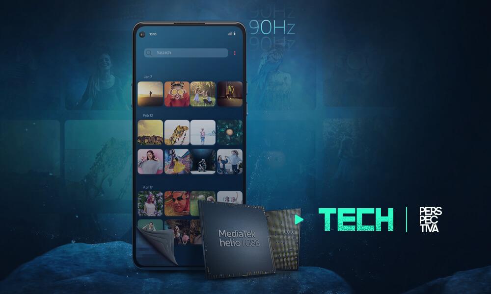 Helio G96 y G88 de MediaTek ofrecen mejorar el rendimiento de celulares