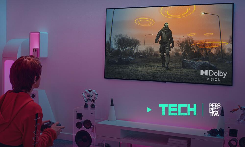 Descubre una nueva experiencia al jugar en televisores LG Premium