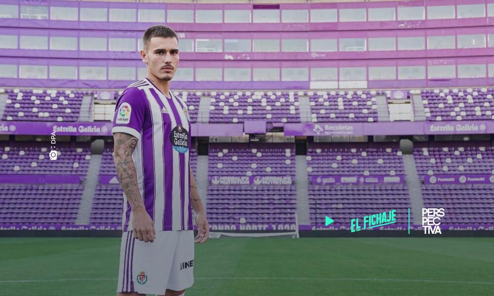 Real Madrid traspasa a Hugo Vallejo al Valladolid
