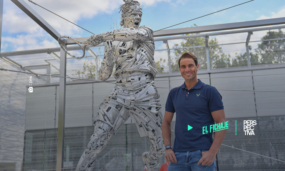 Rafa Nadal renuncia al US Open y pone fin a la temporada 2021