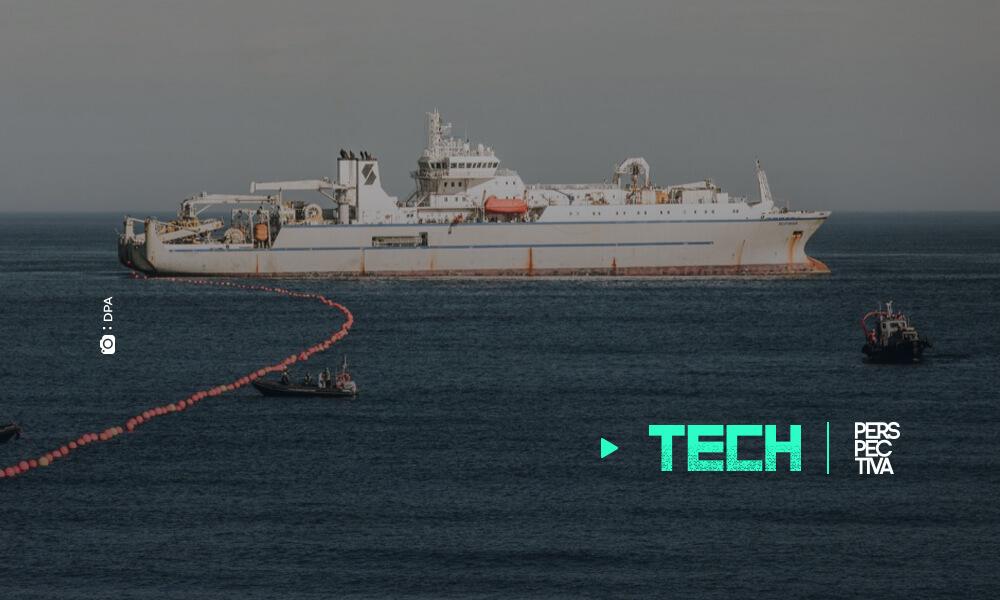 Google instala cable submarino que conectará EE.UU., Reino Unido y España