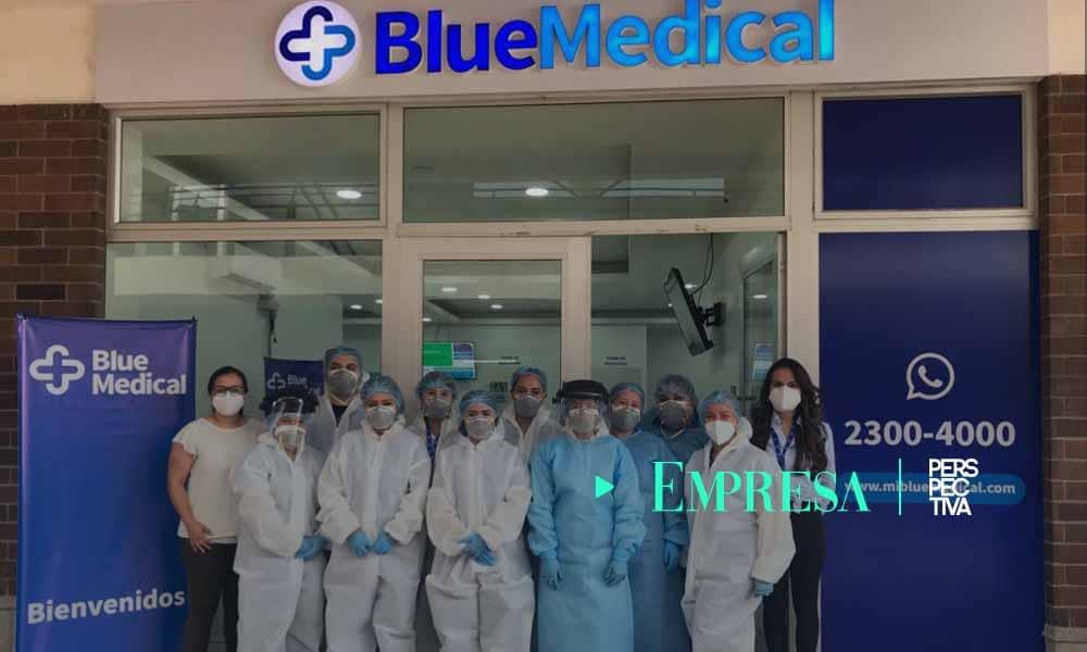 Blue Medical abre nuevos Centros de Diagnóstico especializados en pruebas COVID-19