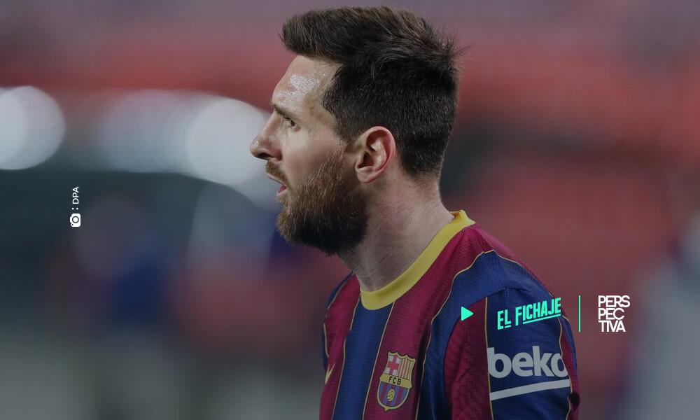 Messi sufre una contusión ósea en la rodilla y se someterá a nuevas pruebas