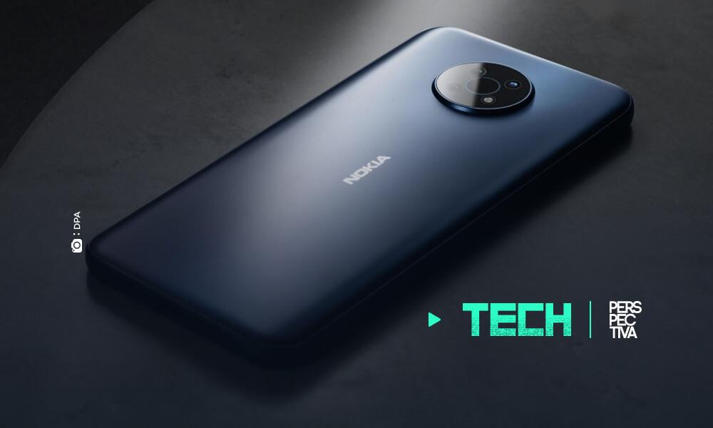 Nokia lanza el móvil G50, su modelo 5G más asequible con Snapdragon 480