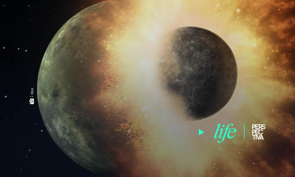 La Tierra y Venus crecieron como planetas revoltosos