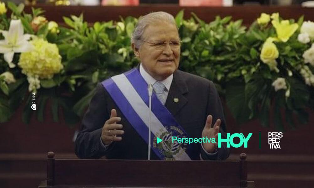 Interpol retira la alerta roja para detener al expresidente salvadoreño Salvador Sánchez