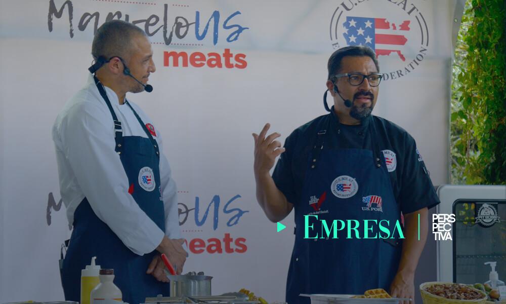 Marvlous Meats: el programa culinario de U.S. Meat que festeja la gastronomía guatemalteca