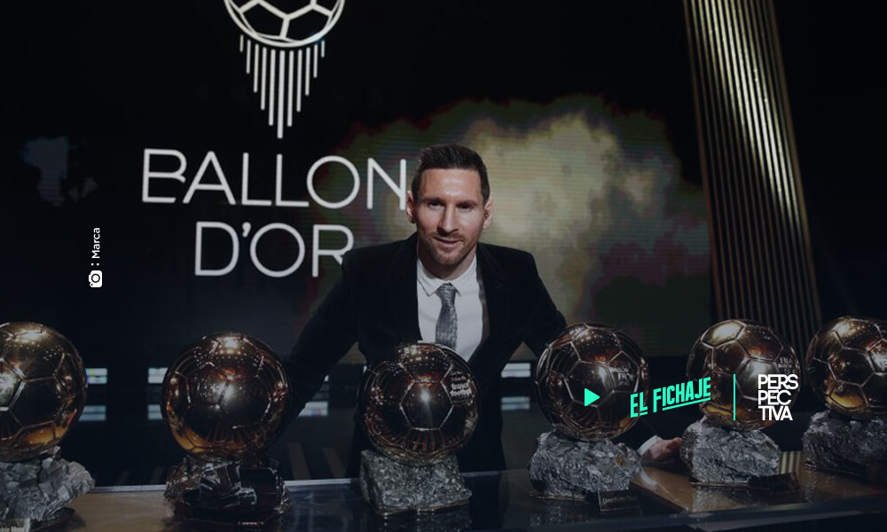 Messi desvela su votación al Balón de Oro: